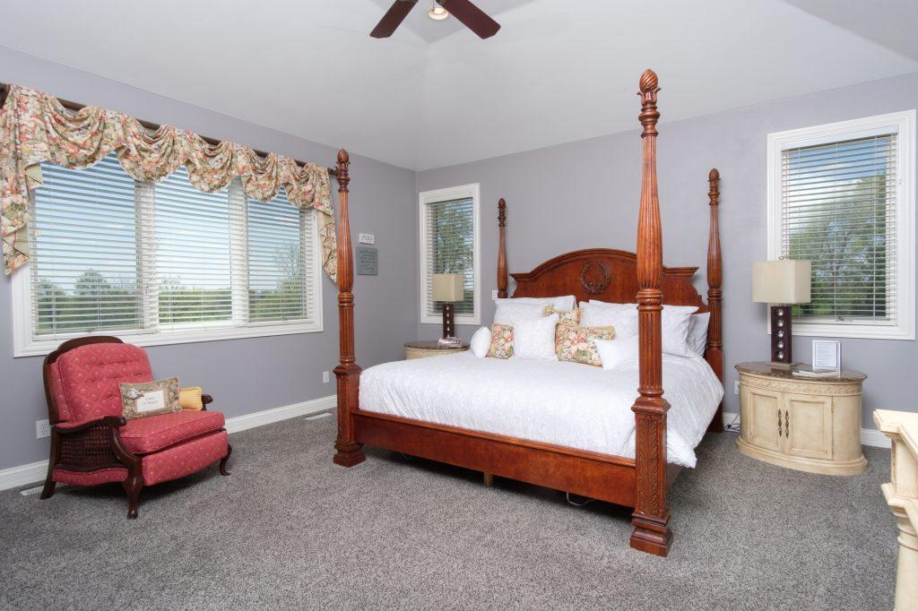 11789 Merrick Court Caledonia Illinois Master Bedroom